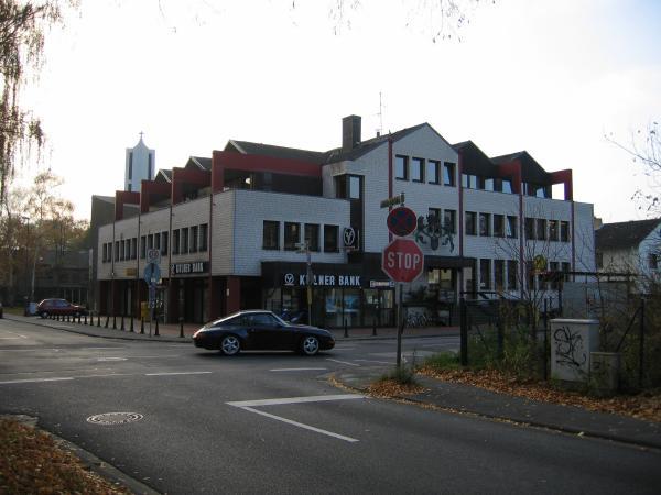 Kölner Bank Junkersdorf